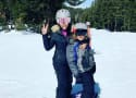 Kendra Wilkinson Hits the Slopes to Escape Breakup Speculation