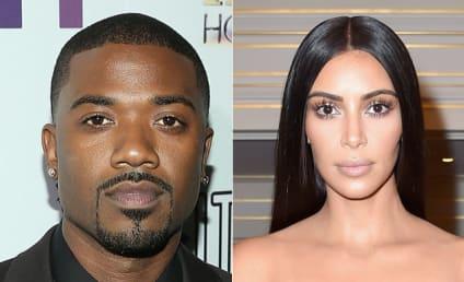 Ray J Denies Saying All That Sex Stuff About Kim Kardashian