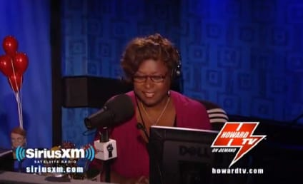 Robin Quivers Returns to Radio Studio, Vows to Never Again Get Sick