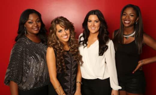 American Idol Final 4