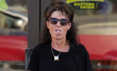 Sarah Palin Thin
