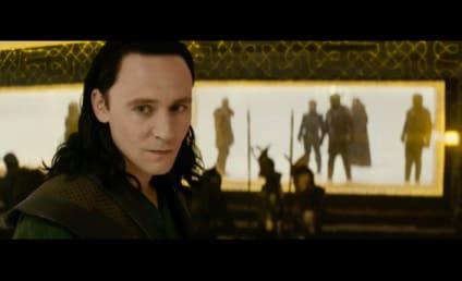 Thor: The Dark World Trailer - Did Natalie Portman Just Slap Loki?