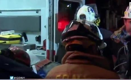 Asher Vongtau, NYU Student, Rescued