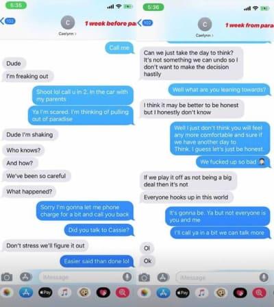 Blake Horstmann Exposes Caelynn Miller-Keyes, Releases Lewd Texts on