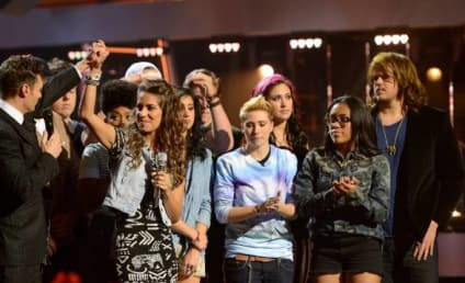 "Emily Piriz Says Goodbye to American Idol, ""Experience of a Lifetime"""