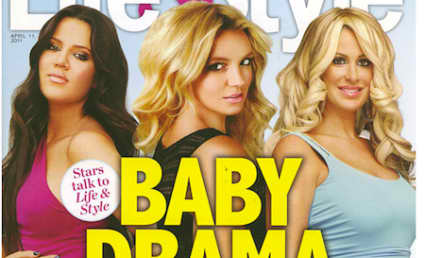 Britney Spears: NOT Expecting Baby #3!