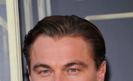 Leonardo Dicaprio at Great Gatsby Premiere