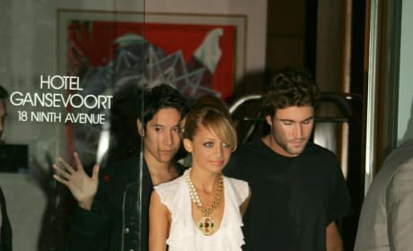 Nicole Richie And Brody Jenner Photo