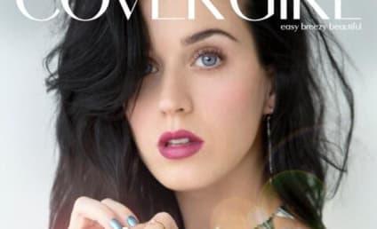 Katy Perry: CoverGirl's New Spokeswoman!