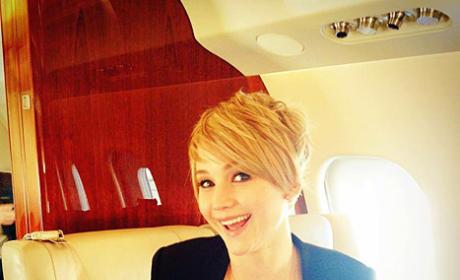 Jennifer Lawrence Haircut