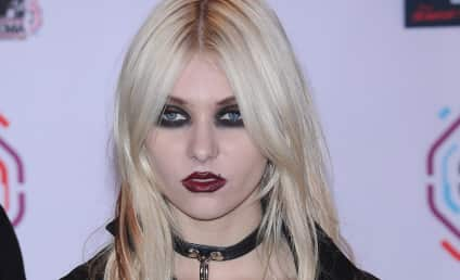 Just a Typical Night Out For Taylor Momsen