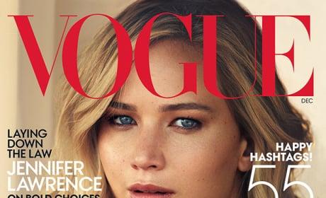 Jennifer Lawrence Vogue Photo