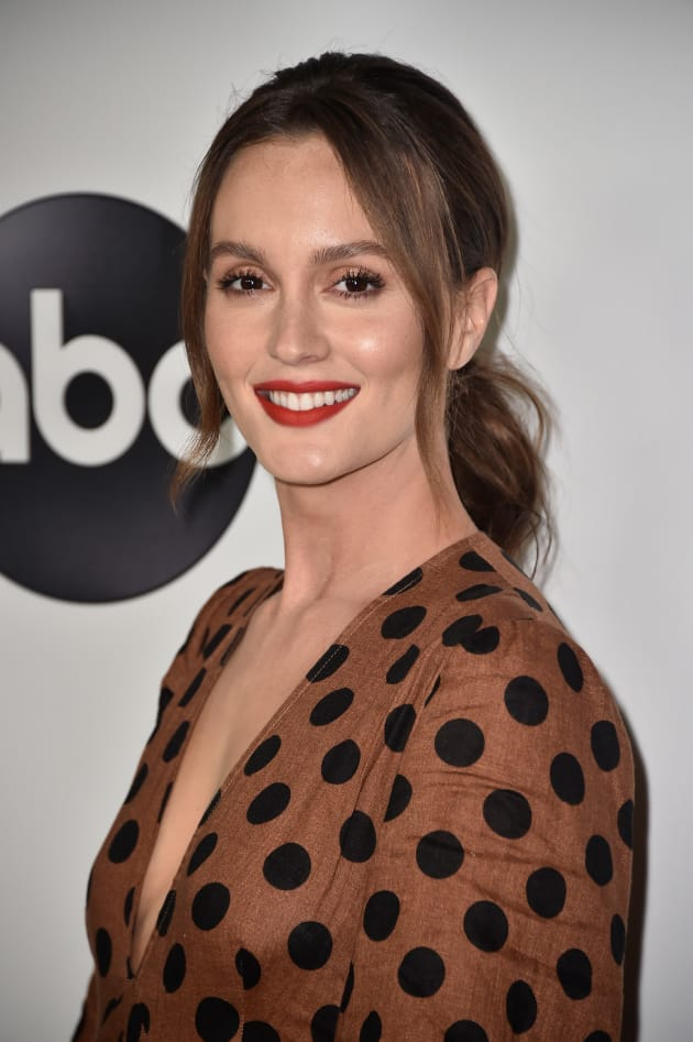 3001a392d Leighton Meester Doesn't Miss Gossip Girl. Here's Why. - The Hollywood  Gossip