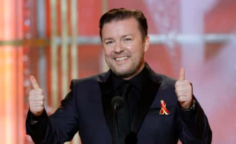 Ricky Gervais Picture