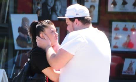Amber and Gary Photo