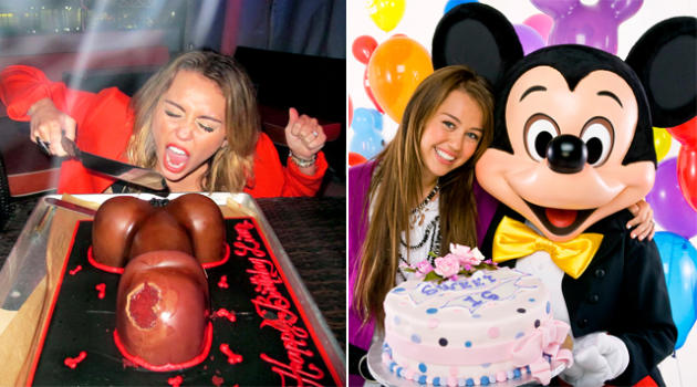 Miley Cyrus, Cakes