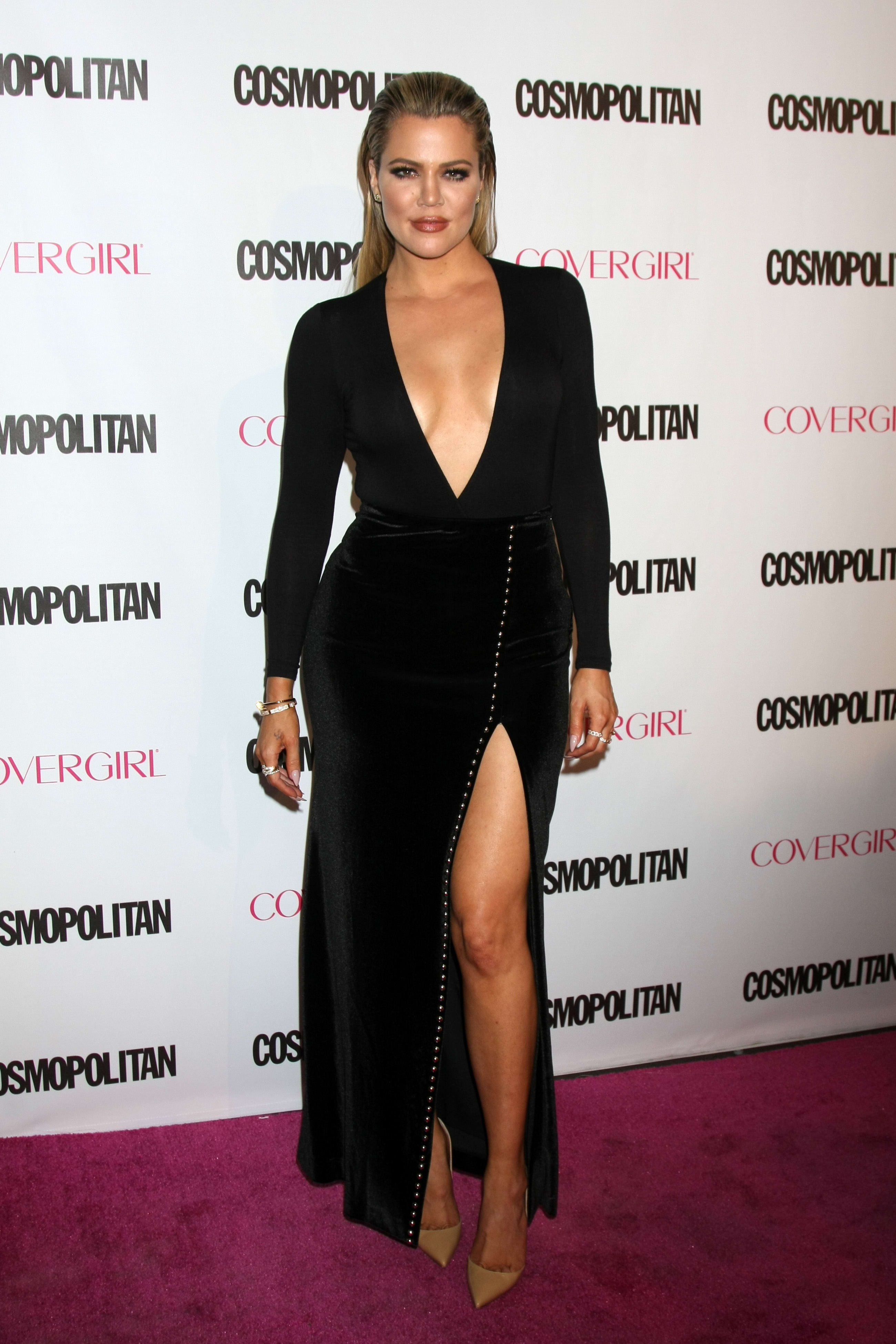 Khloe Kardashian I M Not The Fat Funny Sister Hollywood Gossip