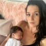 Jade Roper and Newborn Baby