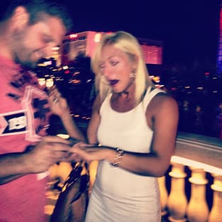 Brooke Hogan Proposal