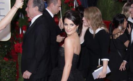 Golden Globe Fashion Face-Off: Lea Michele vs. Olivia Wilde