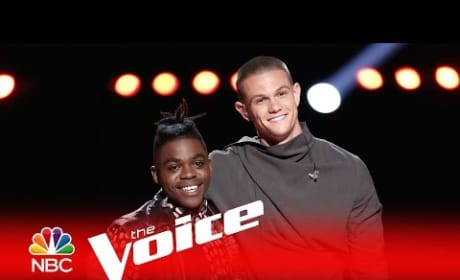 The Voice 2016 - Top 9 Instant Save