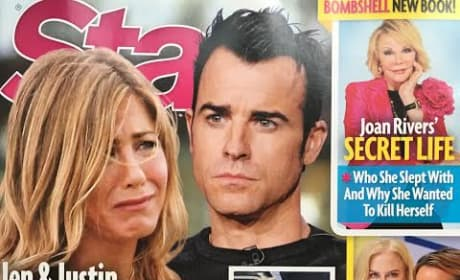 Jennifer Aniston vs. Justin Theroux