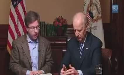 Joe Biden on Gun Control: 2nd Amendment Does Not Allow Tank or F-15 Ownership!