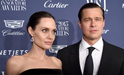Angelina Jolie: Ready to Divorce Brad Pitt?!
