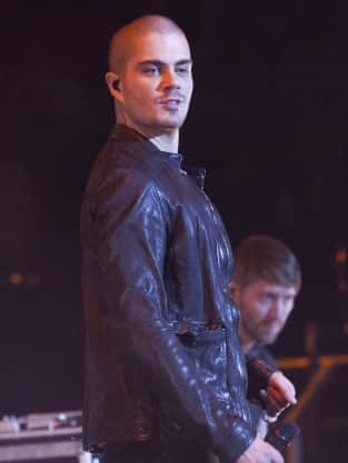 Max George From The Wanted