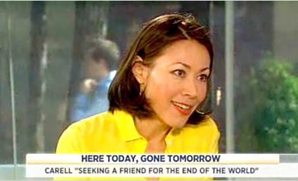 Ann Curry on Today Show Ratings Slip: My Bad?