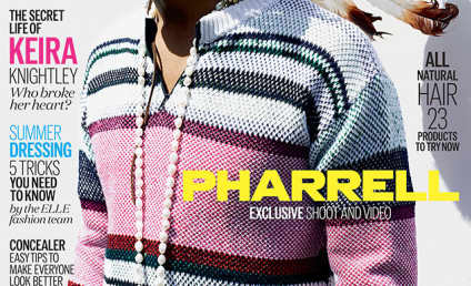 Pharrell Williams Dons Native American Headgear for Elle UK, Apologizes