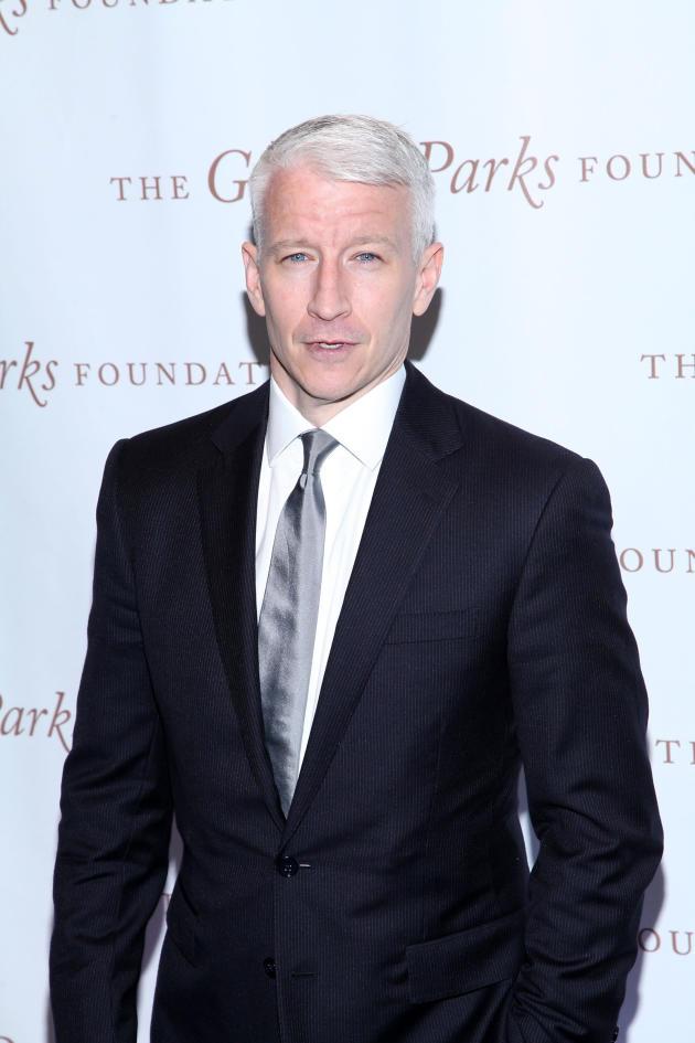 Anderson Cooper Photograph