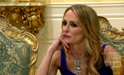 Taylor Armstrong Signs Book Deal, Will Include Abuse Photos in Memoir