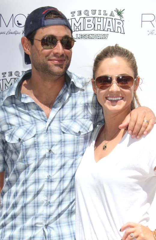 Jason Mesnick and Molly Mesnick