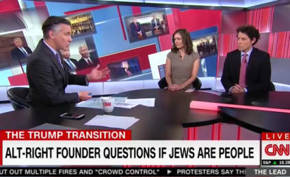 Jake Tapper SLAMS CNN for Anti-Semitic Onscreen Graphic