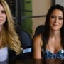 Jenelle Evans with Kailyn Lowry