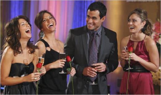 Jason, Molly, Melissa and Jillian