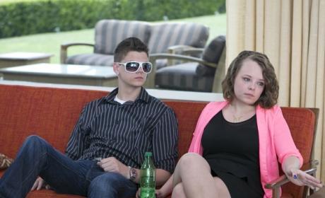 Catelynn and Tyler Photo