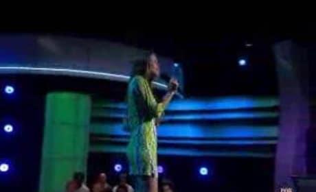 Antonella Barba Performs