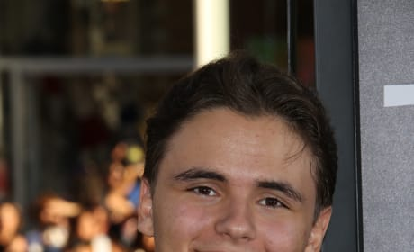 Prince Jackson Red Carpet Image