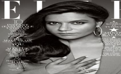 Mindy Kaling Responds to Elle Cover Controversy: Calm Down, Pervs!