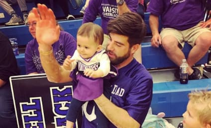 David Eason Posts Photo of Infant Daughter Holding Toy Gun, Outrages Fans