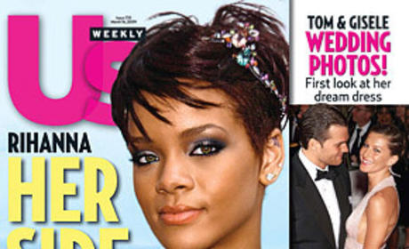 Rihanna Us Weekly Cover