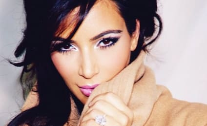 Kim Kardashian Gushes Over Pippa Middleton Booty: It's Amazing!