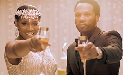 Yandy Smith and Mendeecees Harris: Married!