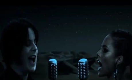 Alicia Keys and Jack White - Another Way To Die