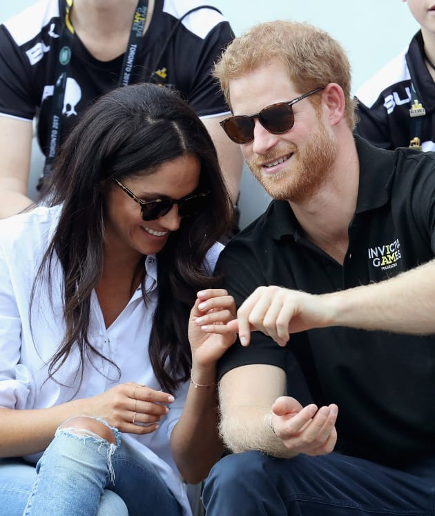 Meghan Markle Engagement Ring: All The Rumored Details