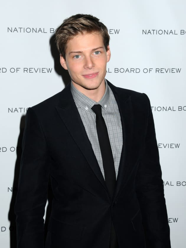 Hunter Parrish Photograph