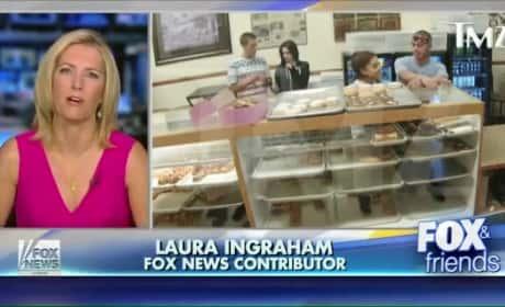 "Laura Ingraham SLAMS Ariana Grande as ""Spoiled, Entitled"""