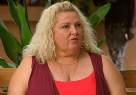 Angela Deem is Silently Furious